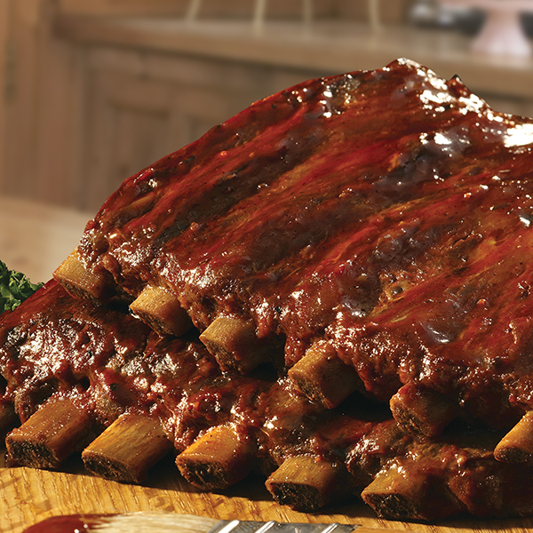 Baby Back Ribs photo