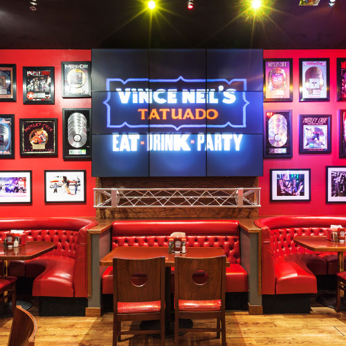 Vince Neil's Eat Drink Party